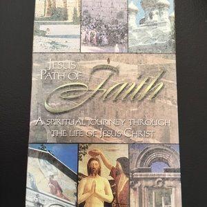 Jesus Path Of Faith VHS